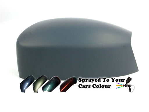Ford Galaxy Mk.3 5/2006-2015 Wing Mirror Cover Passenger Side N/S Painted Sprayed