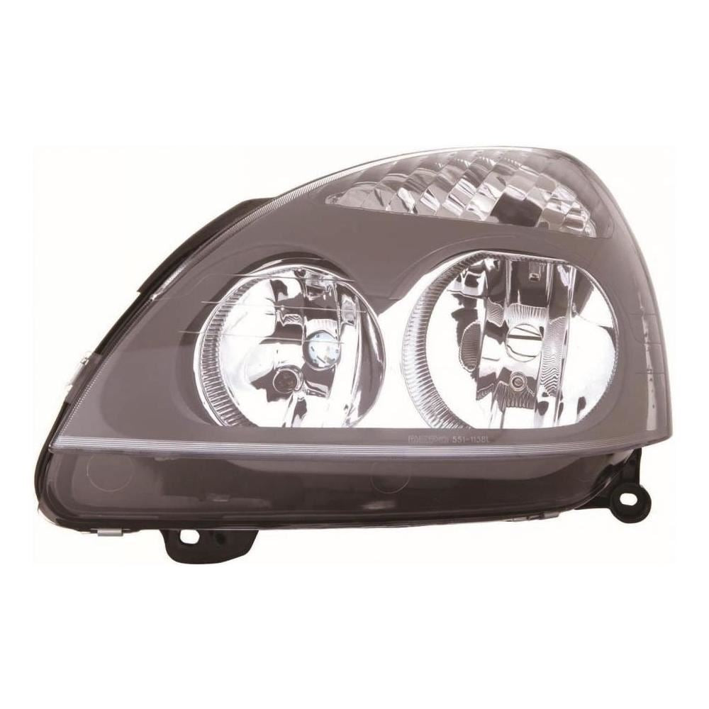 Renault Clio Mk2 Hatchback 11/2005-5/2009 Headlight Headlamp Passenger Side N/S