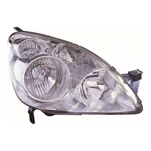 Honda CR-V Mk2 ATV / SUV 2005-3/2007 Headlight Headlamp Drivers Side O/S