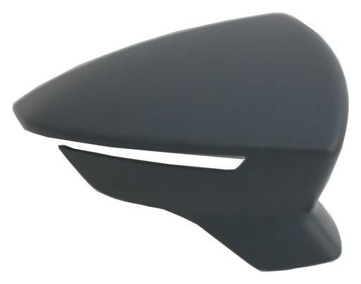 Seat Leon Mk.3 2013+ Primed Wing Mirror Cover Driver Side O/S