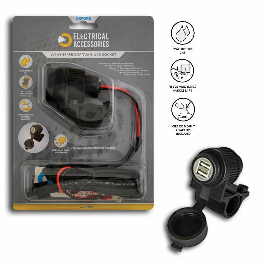 Motorcycle Electrical Accessories
