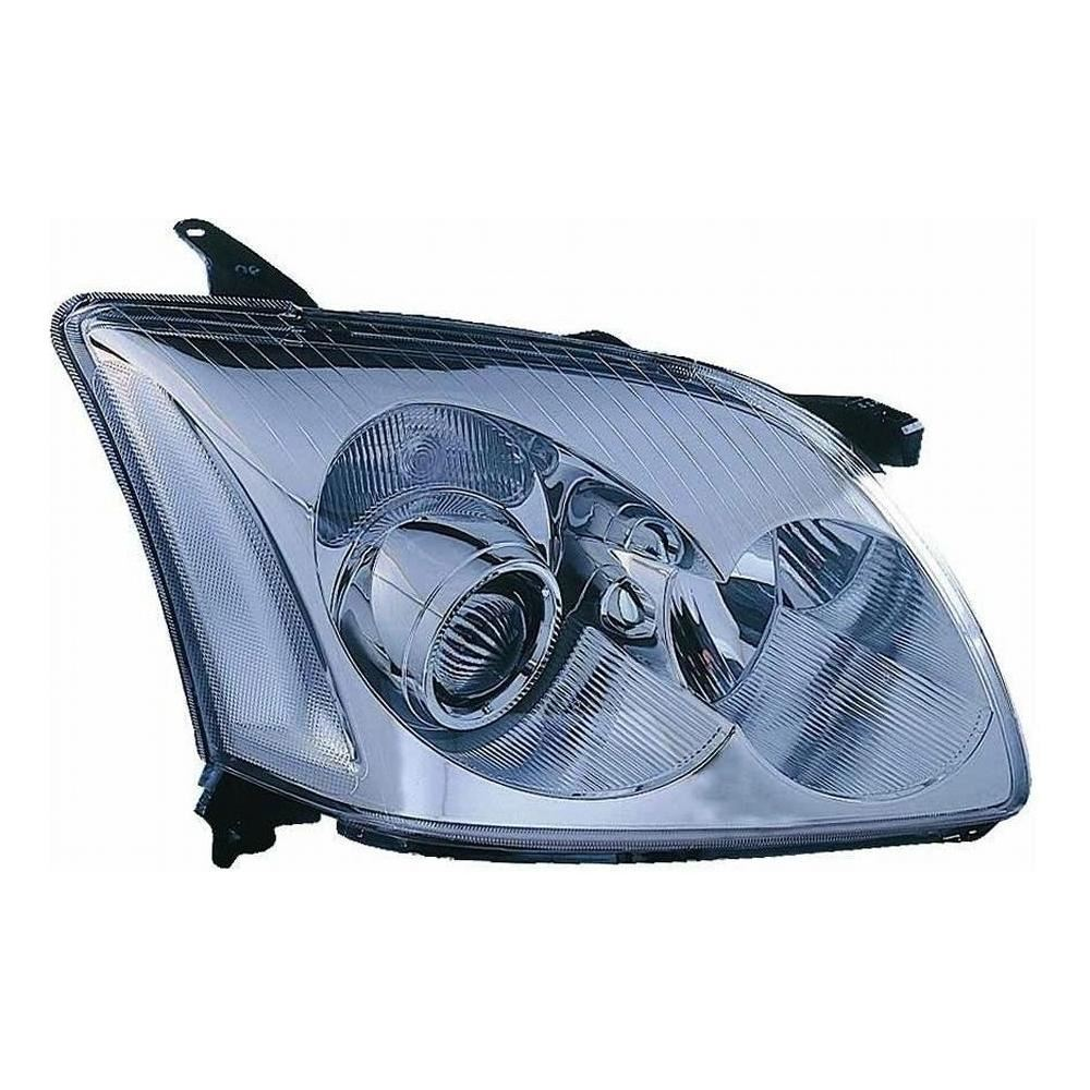 Toyota Avensis Mk2 Hatchback 3/2003-8/2006 Headlight Headlamp Drivers Side O/S