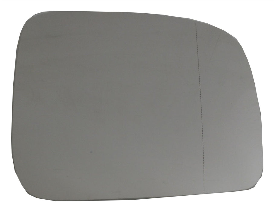 VW Transporter T5 3/2004-2010 Heated Wide Wing Mirror Glass Drivers Side O/S