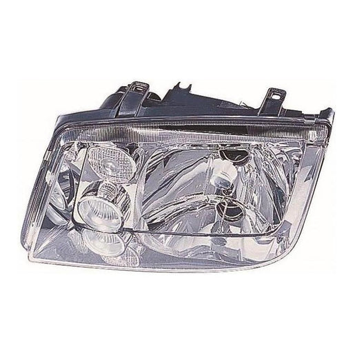 Volkswagen Bora Saloon 1999-2005 Headlight Headlamp Excl Fog Passenger Side N/S