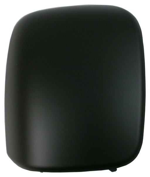 Peugeot Expert Mk2 E7 Tepee 07-12/16 Black Textured Wing Mirror Cover Driver Side O/S