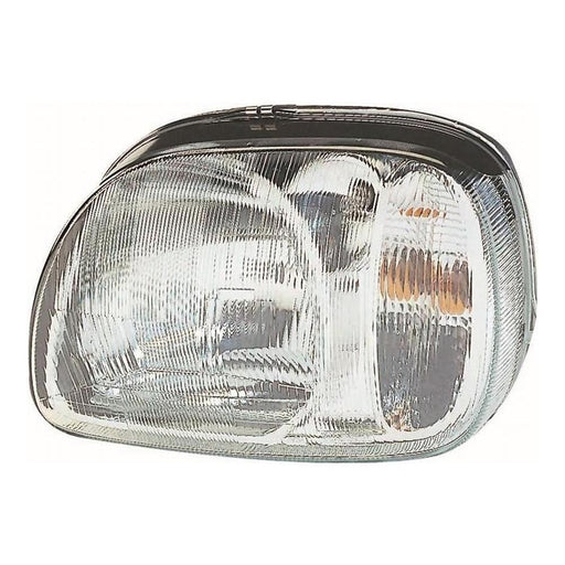 Nissan Micra K11 Hatchback 1998-2000 Headlight Headlamp Passenger Side N/S