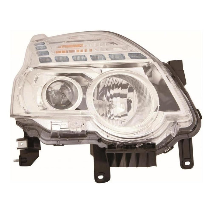 Nissan X-Trail Mk2 T31 ATV/SUV 2011-10/2014 Headlight Headlamp Drivers Side O/S