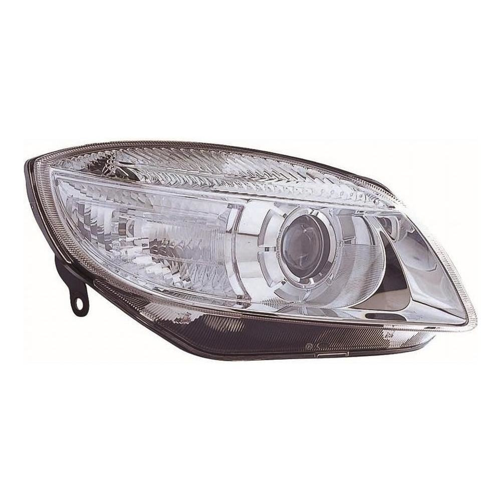 Skoda Fabia Mk2 Hatch 5/07-4/10 Excl vRS Headlight Projector Type Drivers Side