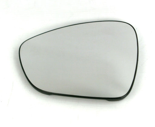 Citroen DS5 1/2010-4/2017 Heated Convex Chrome Mirror Glass Passengers Side N/S