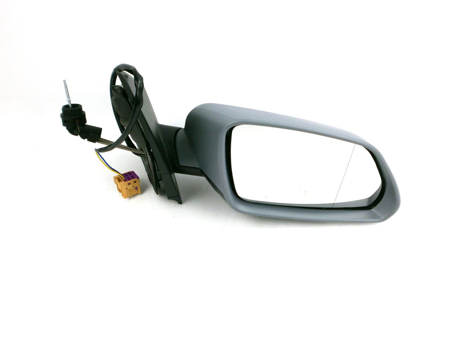 Volkswagen Polo 6/2005-3/2010 Cable Wing Mirror Indicator Primed Drivers Side