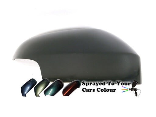 Volvo S40 Mk.2 5/2010-2013 Wing Mirror Cover Drivers Side O/S Painted Sprayed