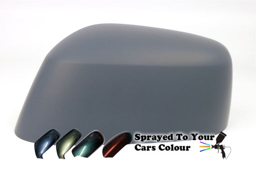 Nissan Navara Mk.1 (D40) 6/2008-4/2016 Wing Mirror Cover Passenger Side N/S Painted Sprayed