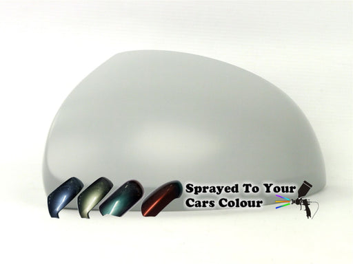 Volkswagen Sharan Mk.3 (Vin 7N…) 9/2010+ Wing Mirror Cover Passenger Side N/S Painted Sprayed