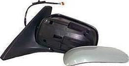 Mazda 323 Mk.5 1998-2003 Electric Wing Mirror Primed Passenger Side N/S