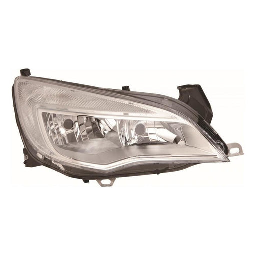 Vauxhall Astra J Mk6 Hatch 1/10-12/12 Chrome Inner Headlight Drivers Side O/S