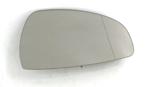 Audi TT Mk.2 9/2006-3/2015 Heated Aspherical Mirror Glass Drivers Side O/S