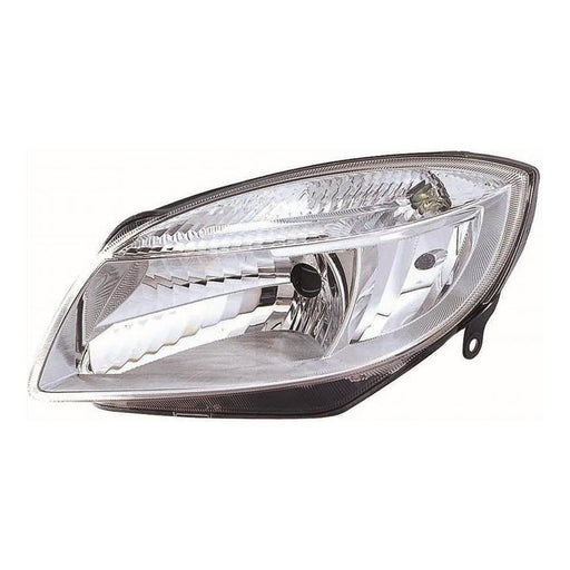 Skoda Roomster MPV 2006-4/2010 Headlight Headlamp Passenger Side N/S