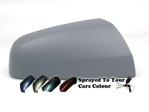 Vauxhall Zafira Mk.2 7/2005-3/2008 Wing Mirror Cover Drivers Side O/S Painted Sprayed