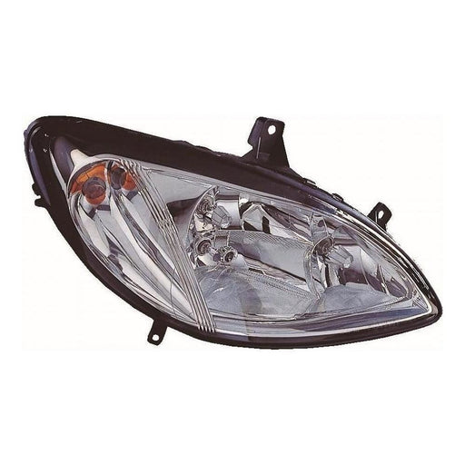 Mercedes Benz Vito W639 Van 11/2003-2/2011 Headlight Headlamp Drivers Side O/S