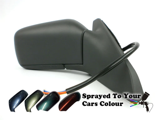 Volvo S40 Mk.1 1996-5/2004 Electric Wing Mirror Heated Drivers Side O/S Painted Sprayed