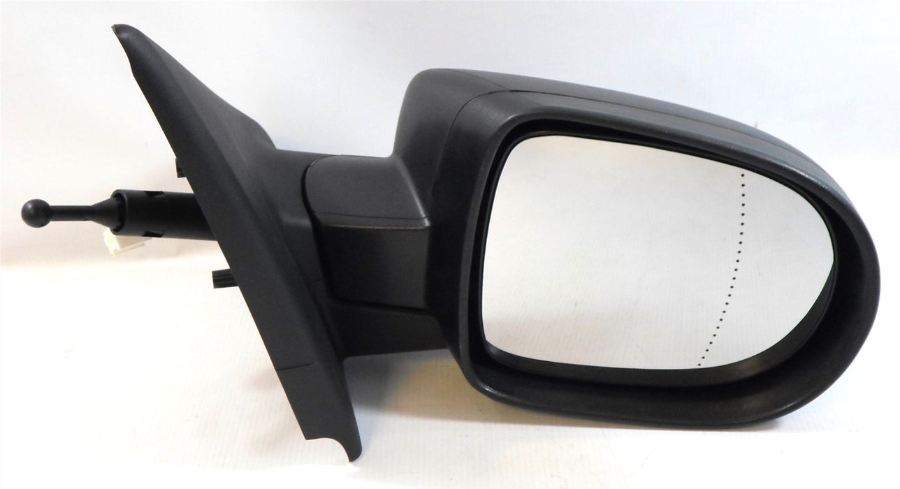 Renault Clio Mk3 5/2009-4/2013 Cable Wing Mirror Black Temp Sensor Drivers Side