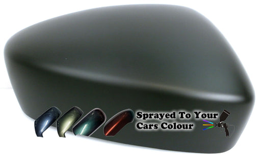 Mazda CX-5 2012-6/2015 Wing Mirror Cover Drivers Side O/S Painted Sprayed