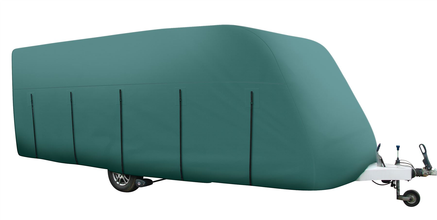 Universal Fit XXLarge All Years Water Resistant Breathable Caravan Cover Green MP9535