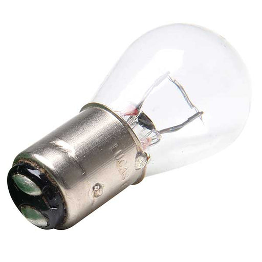 Lucas 380 Twin Filament Light Bulb - 12v 21w LLB380