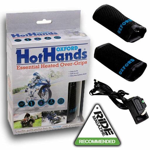 Universal Oxford Motorbike HotHands Heated Grips OF694