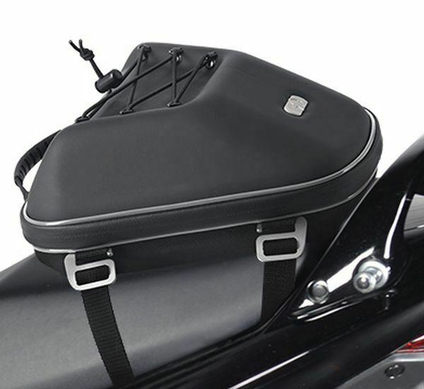 Oxford 5L Motorcycle S-series T5s Tail Pack Black OL528