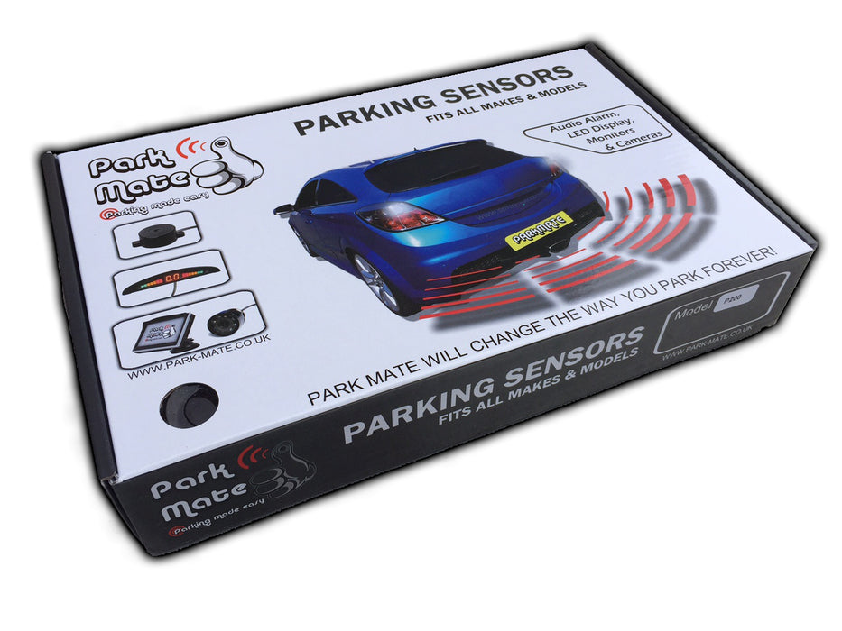 UNIVERSAL LED DISPLAY FRONT PARKING SENSORS PARK MATE PM400