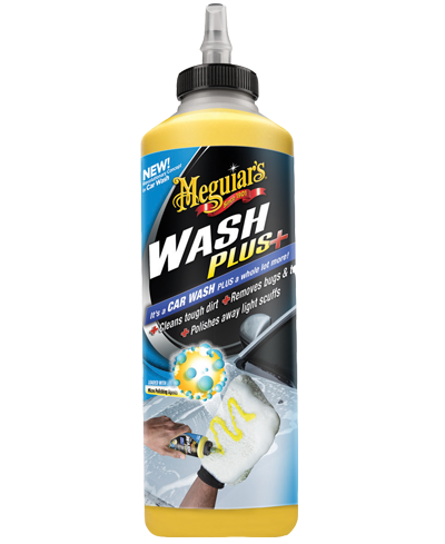Meguiar's Wash Plus+ G25024EU
