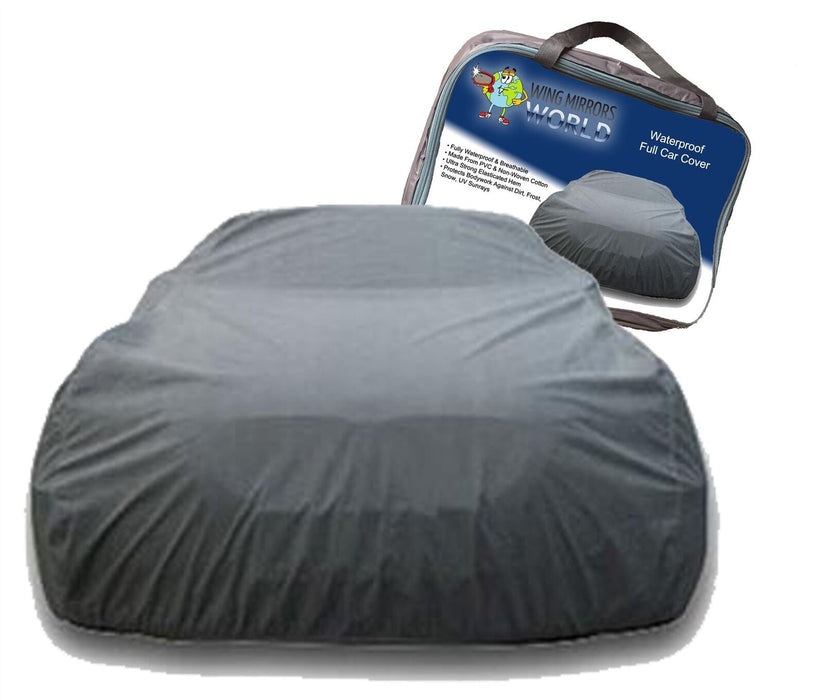 Universal Extra Large Full Car Cover Waterproof UV Protection Indoor Outdoor SWWCCXL