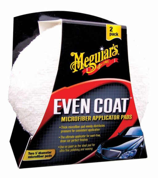 Meguiar's Even Coat Applicator Pads 2 Pack X3080EU
