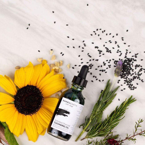Activated Charcoal Cleansing Oil