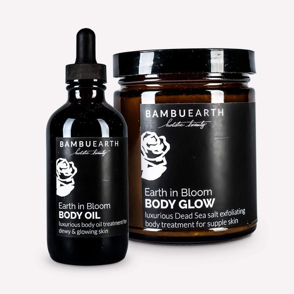 Body Oil & Glow Set