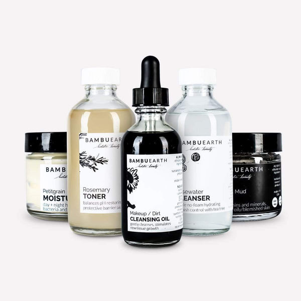 Choose Your Skin Detox Collection