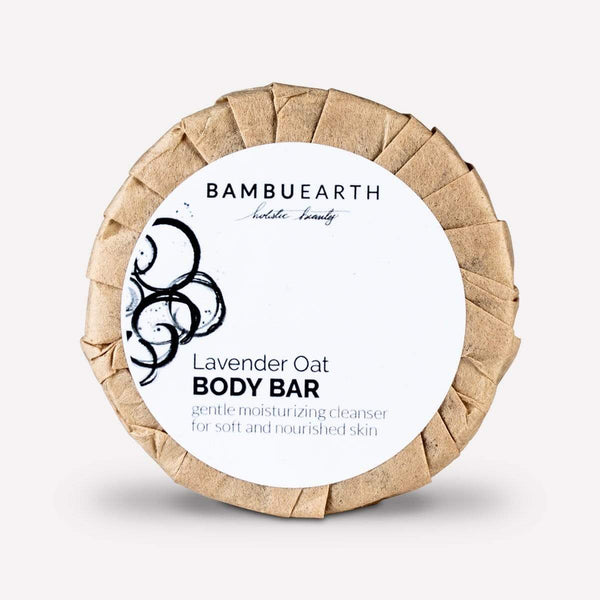 Lavender Oat Body Bar
