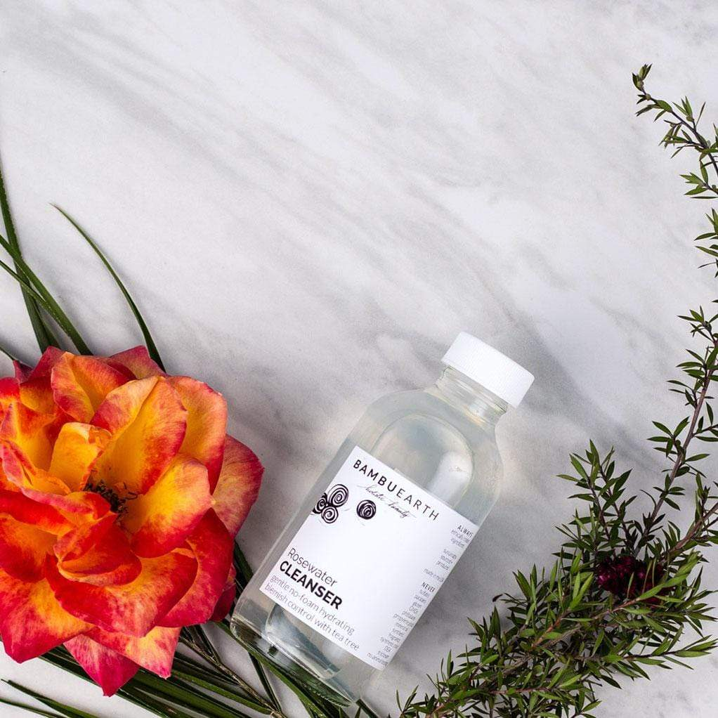 Rosewater Cleanser