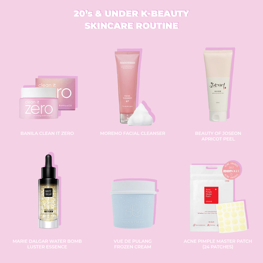 20's-&-under-k-beauty-skincare-routine