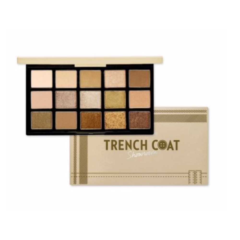 Play Color Eye Palette <br>  No. Trench Coat Show