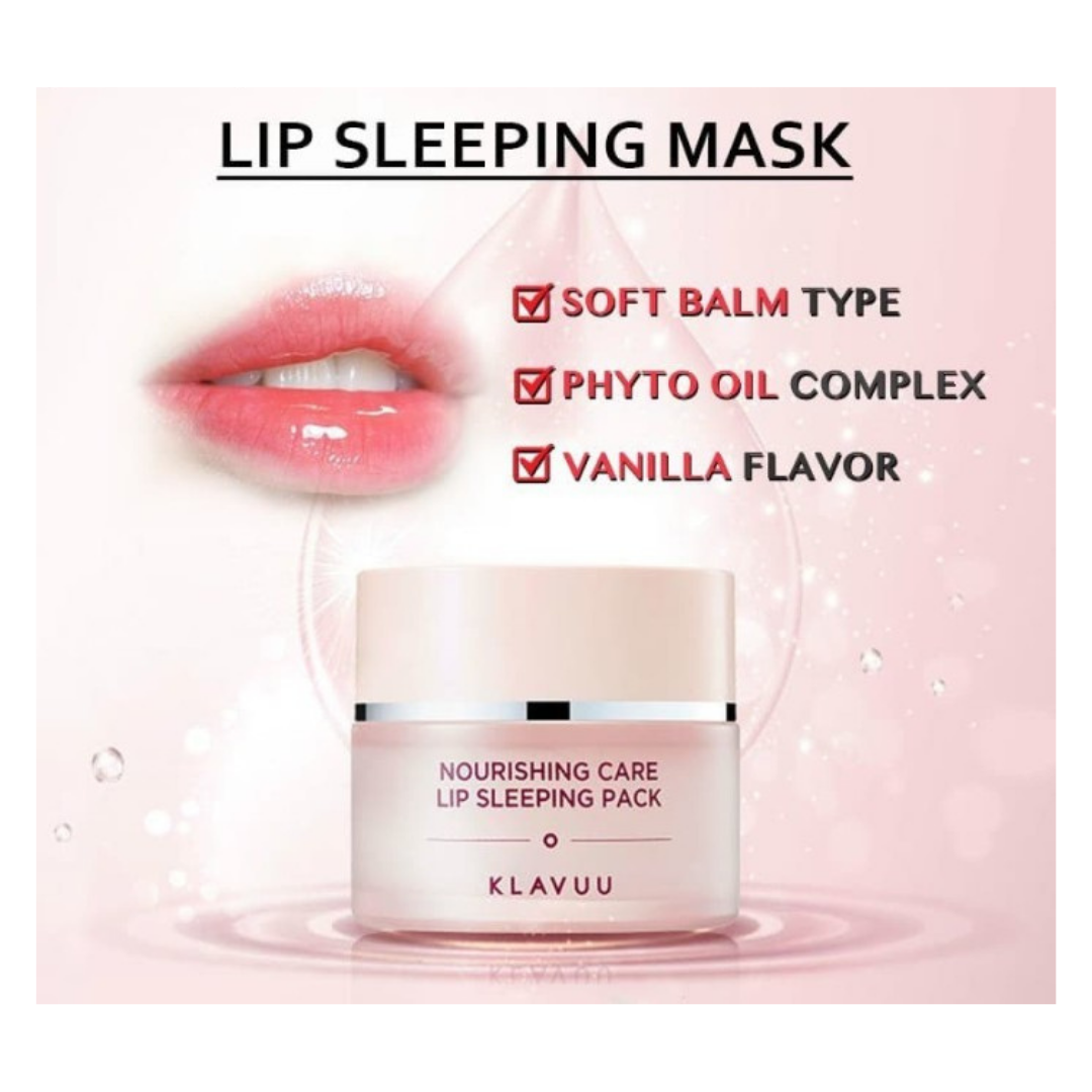 KLAVUU-Nourishing-Care-Lip-Sleeping-Pack
