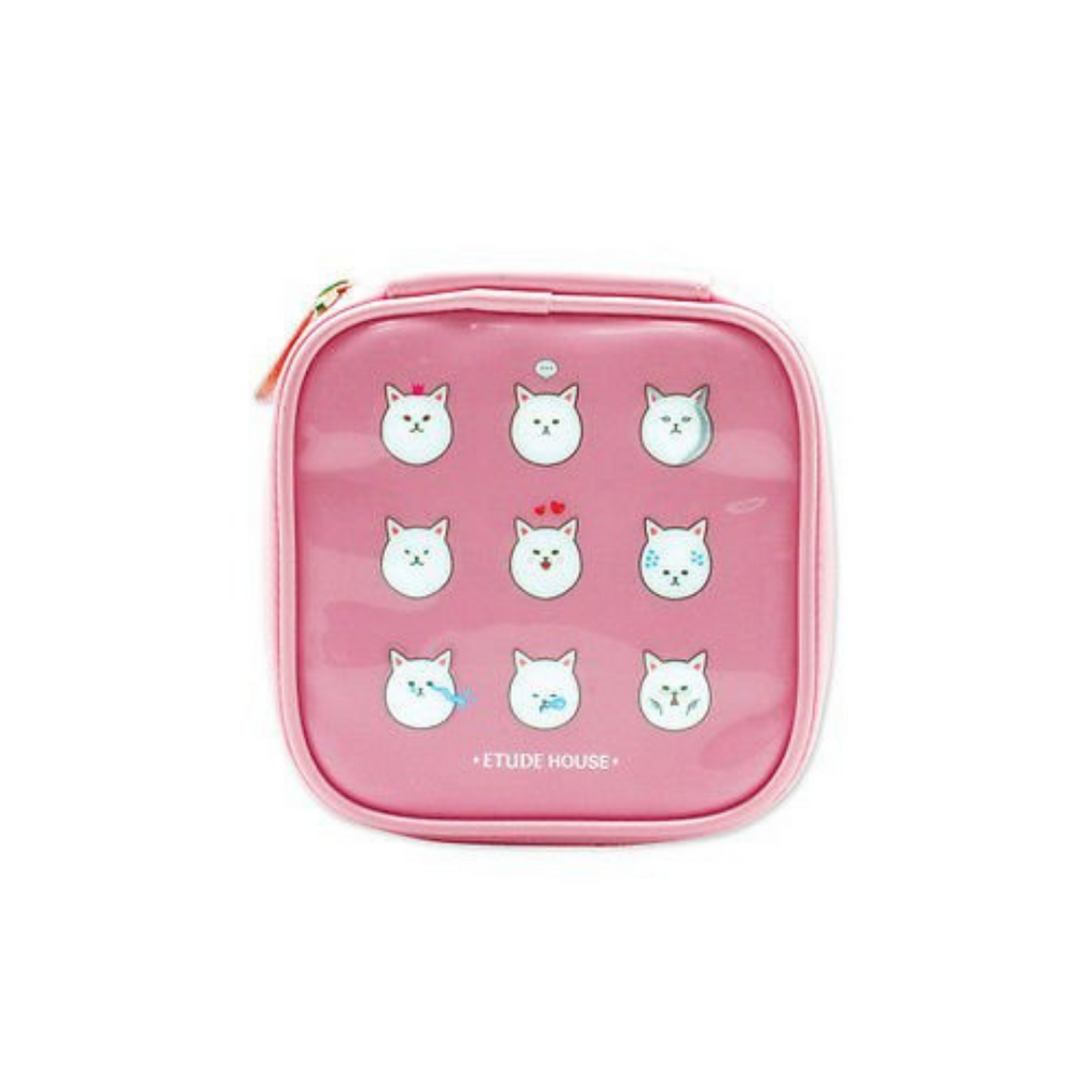 Sugar & Jam <br> Sweet Enamel Pouch No. S (Pink)