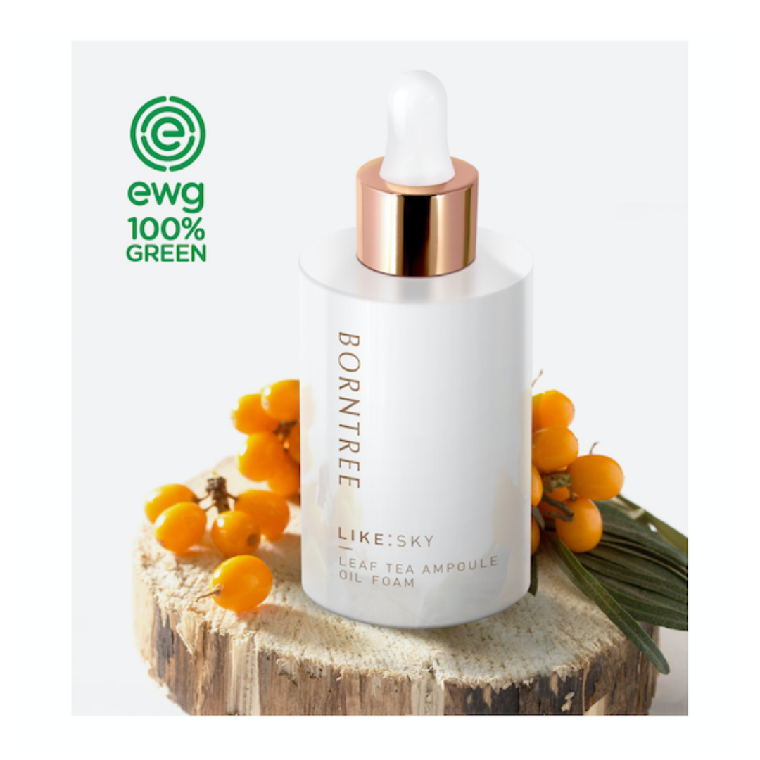 BORNTREE-oil-to-foam-cleanser