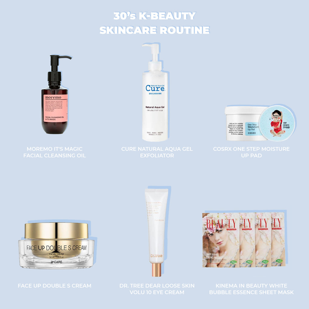 30's-k-beauty-skincare-routine