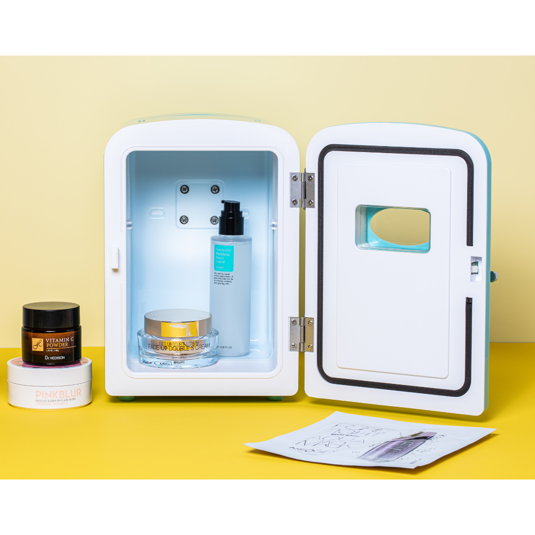 Beauty Spy Mini Fridge