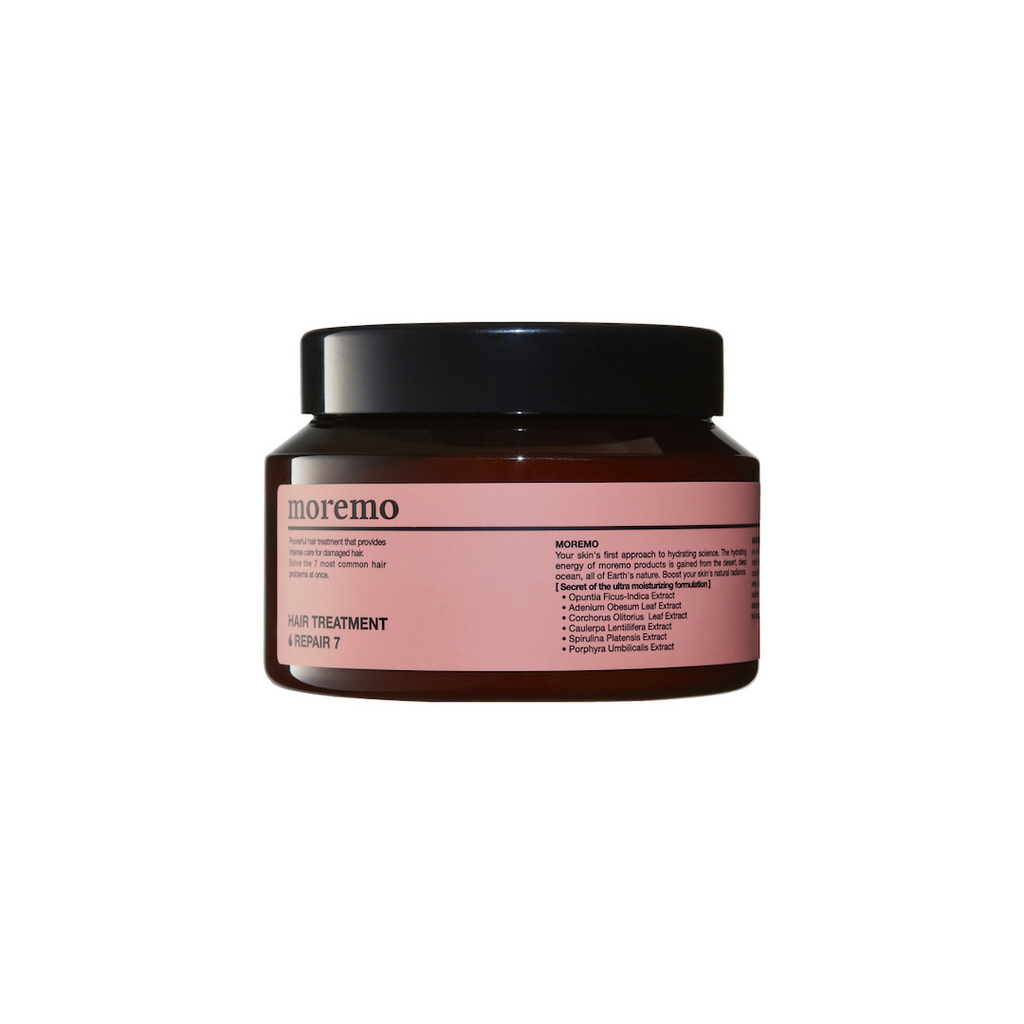 Moremo Hair <br> Treatment & Repair 7 Mask