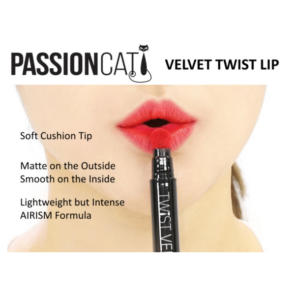Passion Cat Cushion Tip