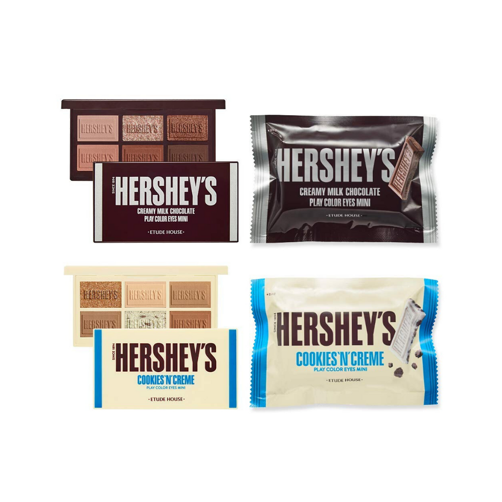 Etude House x Hershey's Limited Edition Eyeshadow Palette