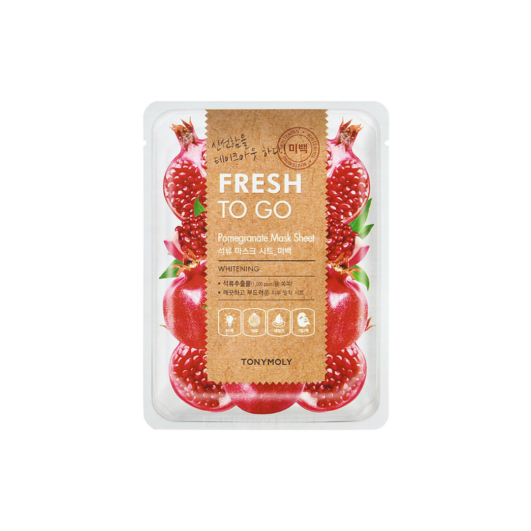 tonymoly-Fresh-To-Go-Pomegranate-Sheet-Mask